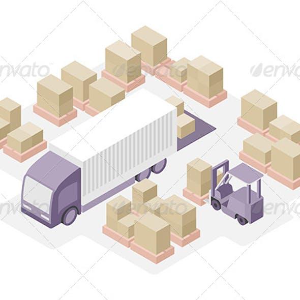 Warehouse Distribution Center