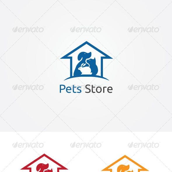 Pets House Logo