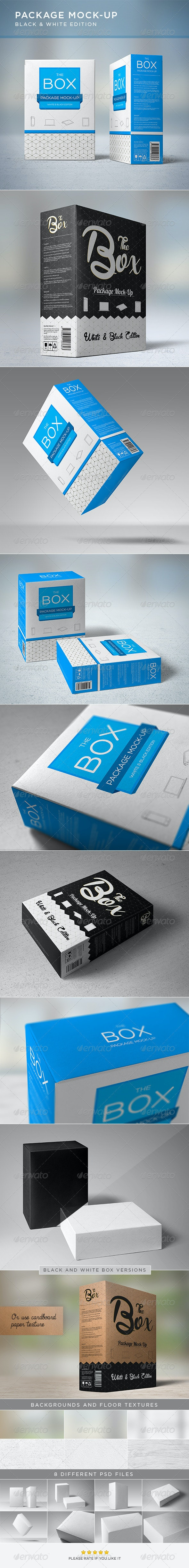 Package Mock-Up - Miscellaneous Packaging