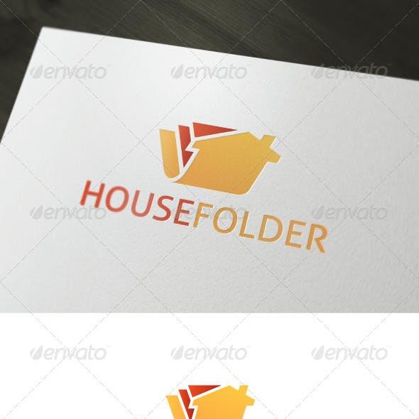 House Folder Logo