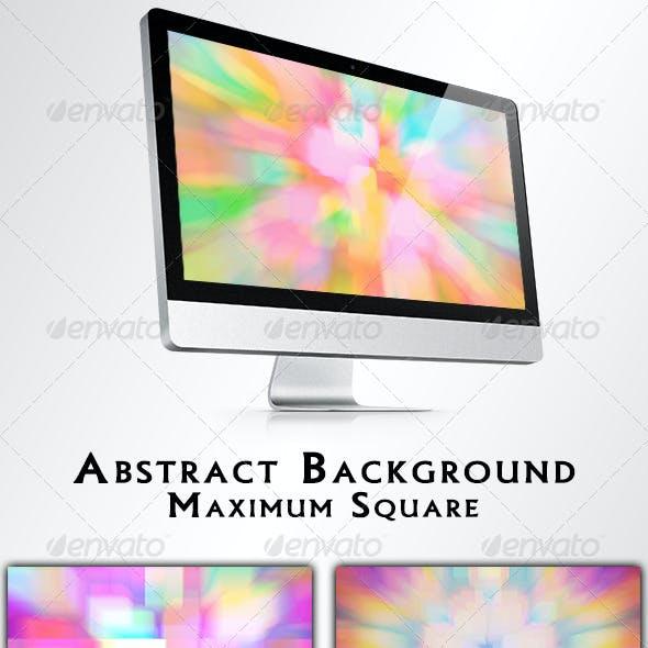 Maximum Square Backgrounds Bundle