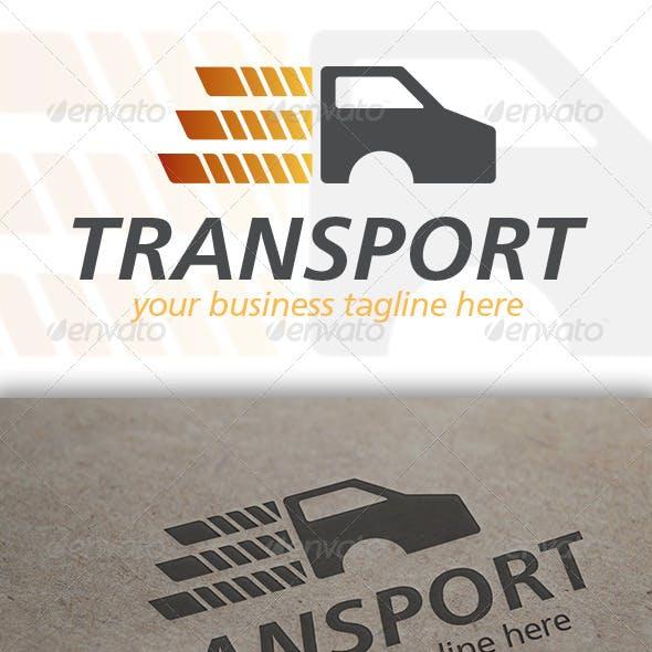 Truck Transport Logo