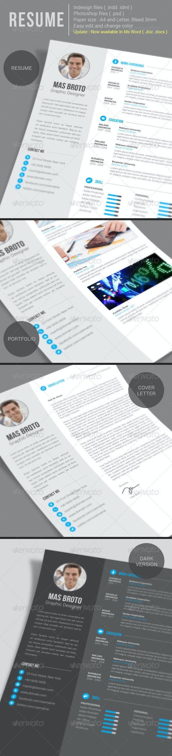 Resume (update) - Resumes Stationery
