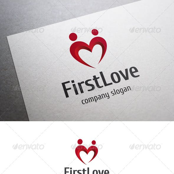 First Love Logo