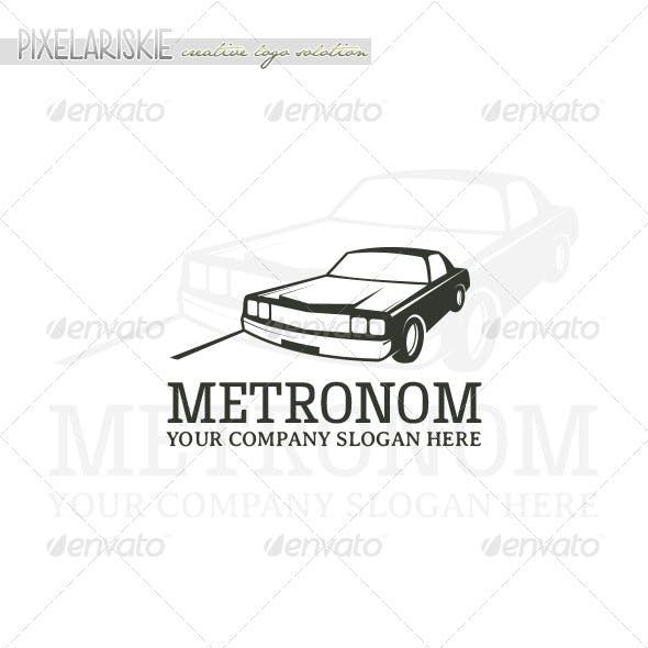Metronom Vintage Logo