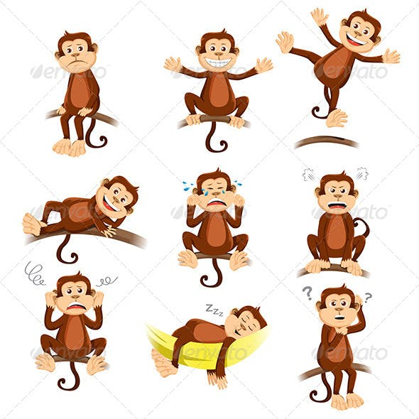 Monkey with Expressions
