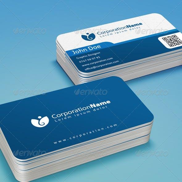 Corporation Business Card