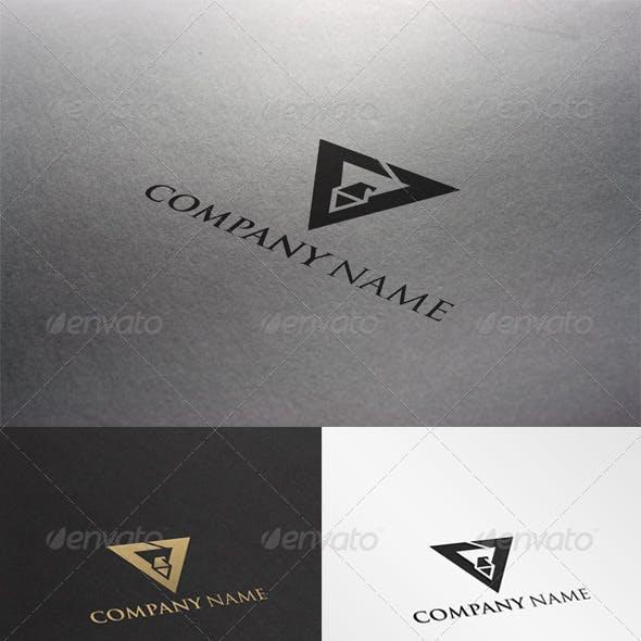 """""""V"""" Letter Logo"""