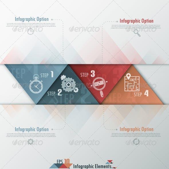 Modern Infographics Options Banner