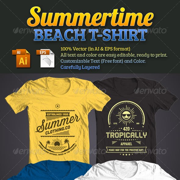 a28db1e6 Event T-Shirt Designs from GraphicRiver