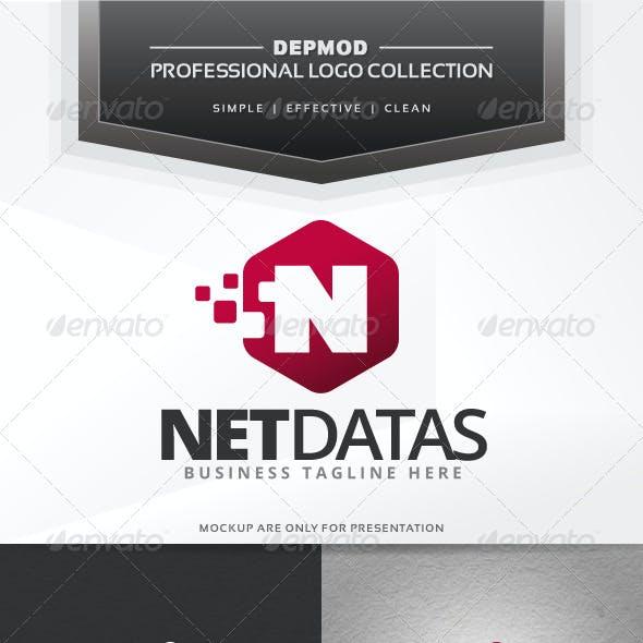 Net Datas Logo
