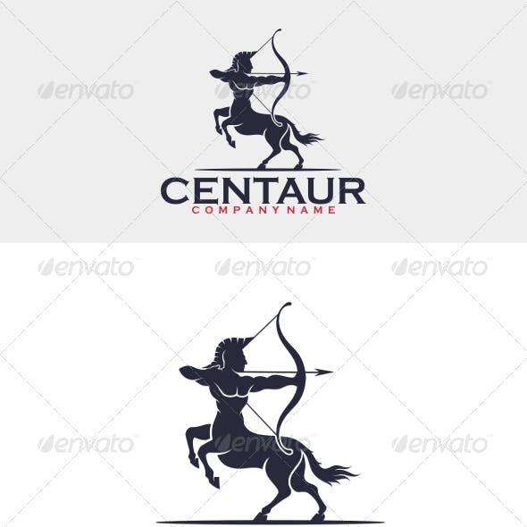 Centaur Logo Template