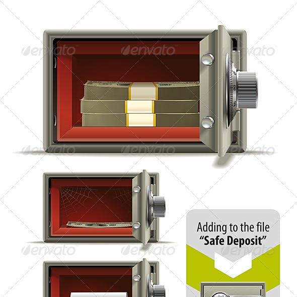 Safe Deposit Open