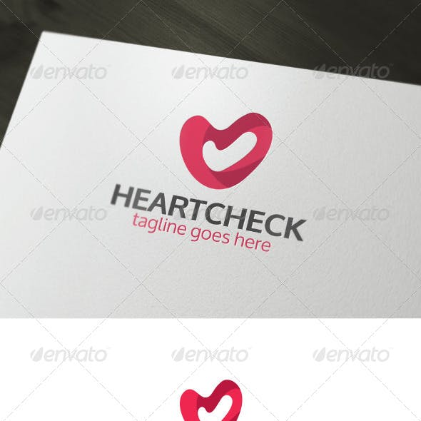 Heart Check Logo