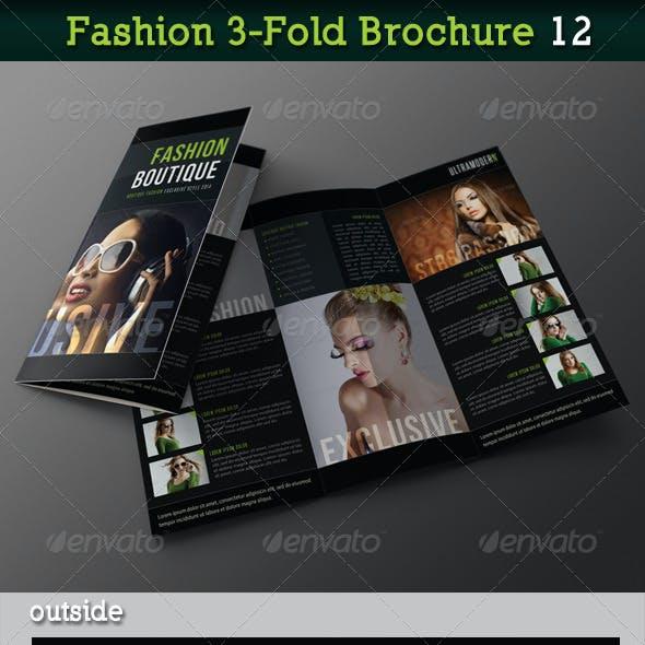 Fashion 3-Fold Brochure 12