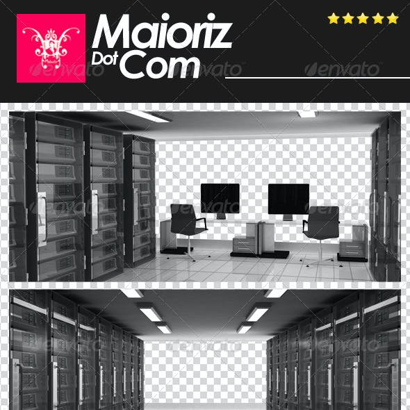 Business Server Room