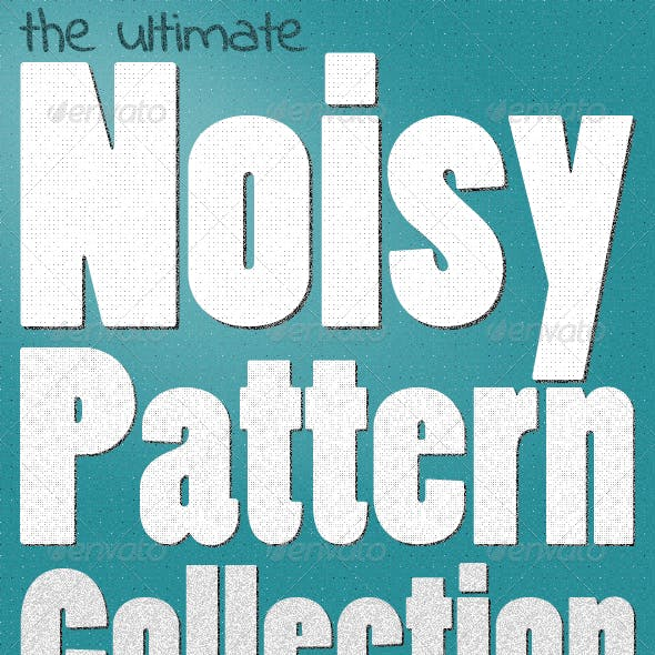 The Ultimate Noisy Pattern Collection