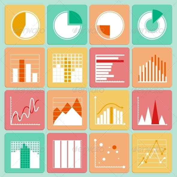 Business Presentation Charts and Graphs