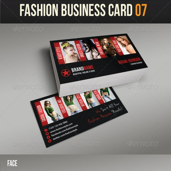 Fashion Business Card 07