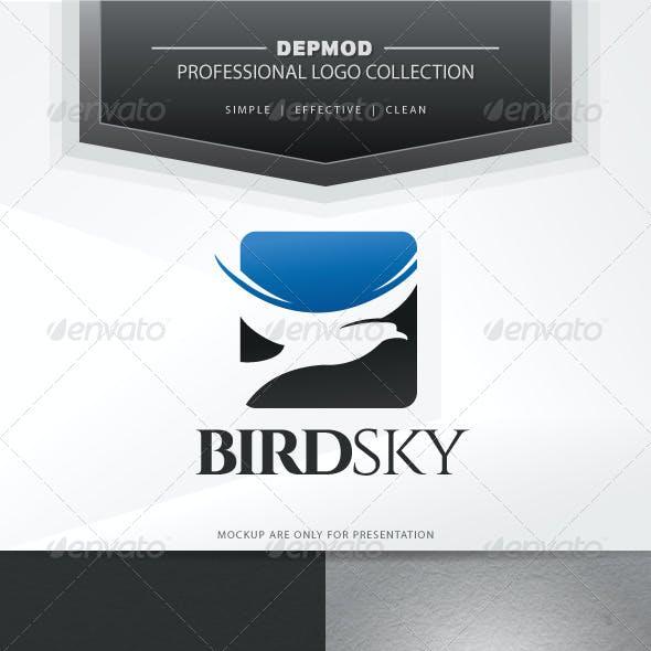 Bird Sky Logo