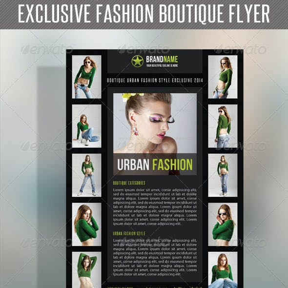 Fashion Product Flyer 35