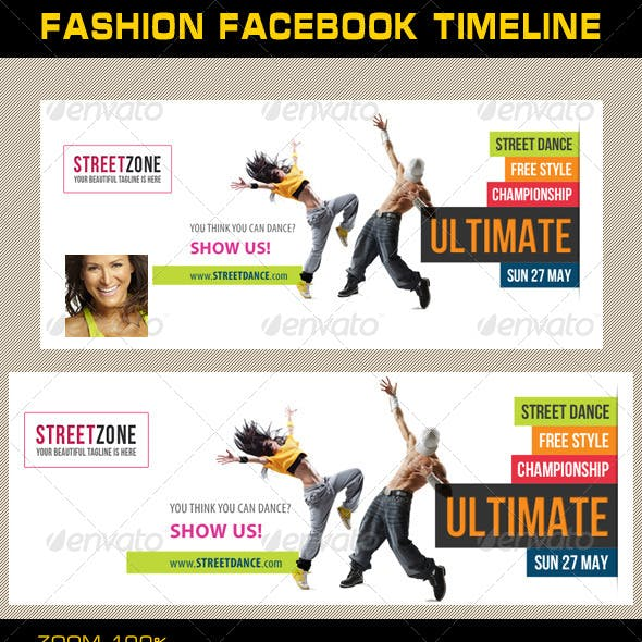 Dance Facebook Timeline 01