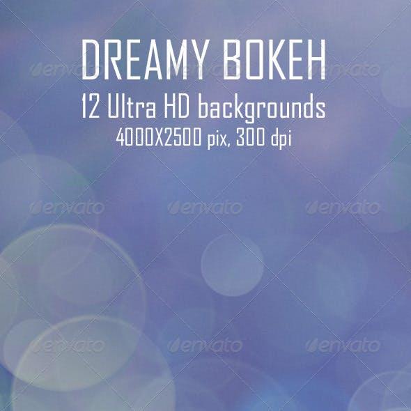 Dreamy Bokeh Backgrounds