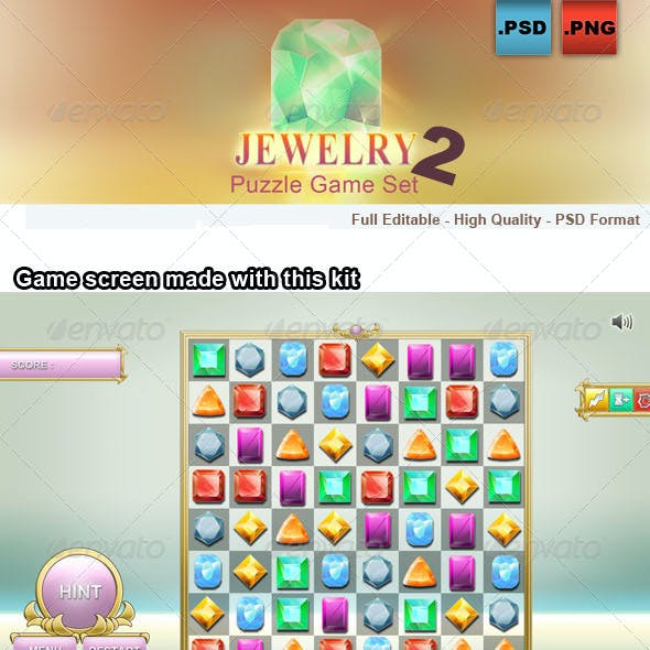 HD Puzzle Game Kit 2