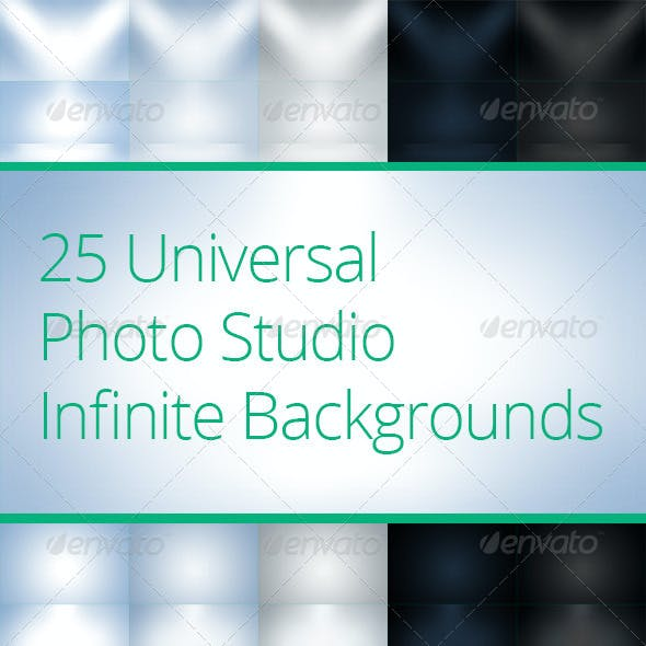 25 Universal Photo Studio Infinite Backgrounds