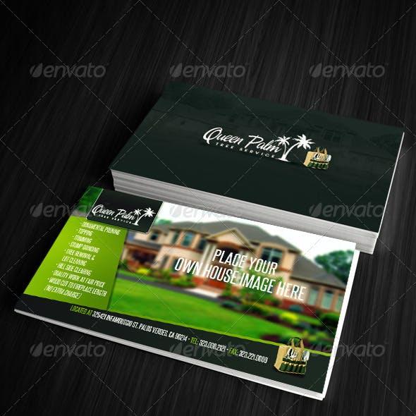 Gardening Business Card 3