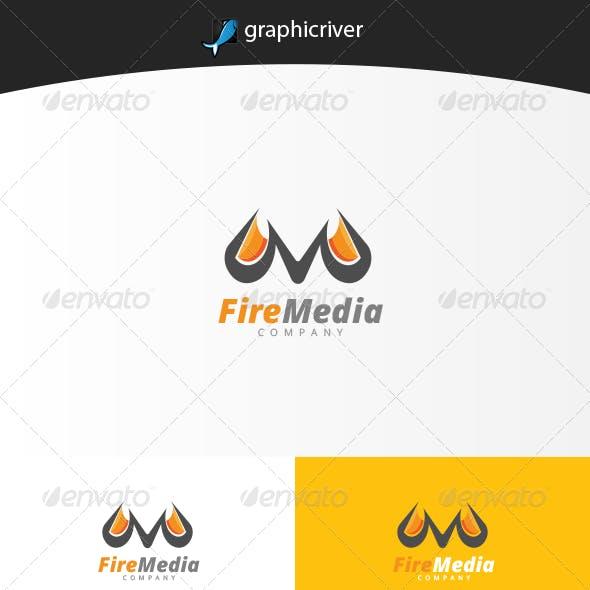 FireMedia Logo