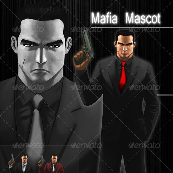 Mafia Character Design