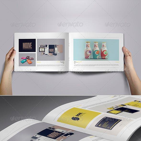 Minimal Portfolio Vol. 01