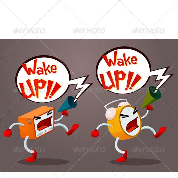 Screaming Alarm