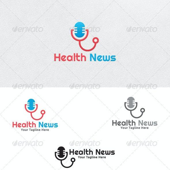 Medical News - Logo Template