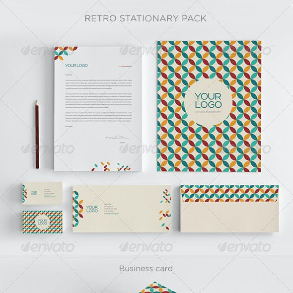 Retro Stationary