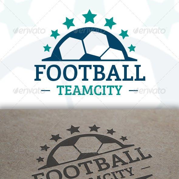 Football Crest Logo