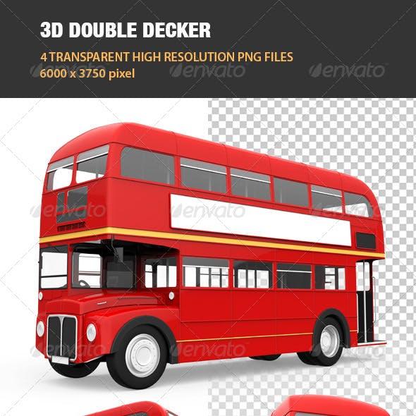 3D Double Decker