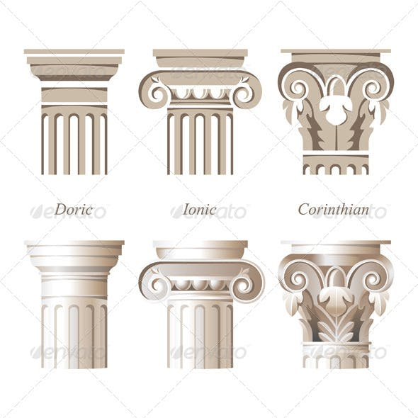 Columns in Different Styles