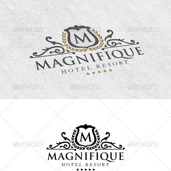 Elegant Logo - Hotel Resort
