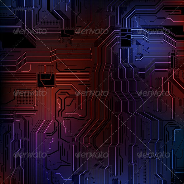 Circuit background - Technology Conceptual