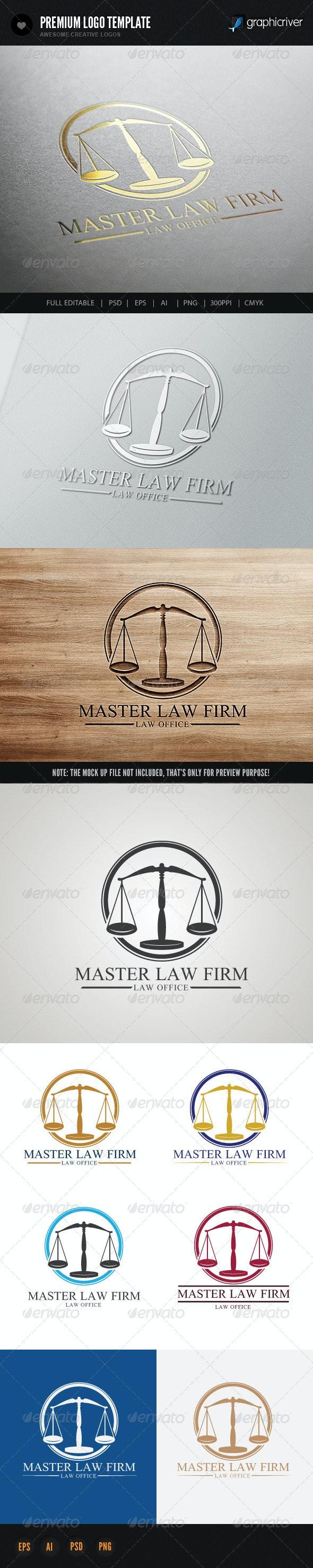 Law Firm V2 - Crests Logo Templates