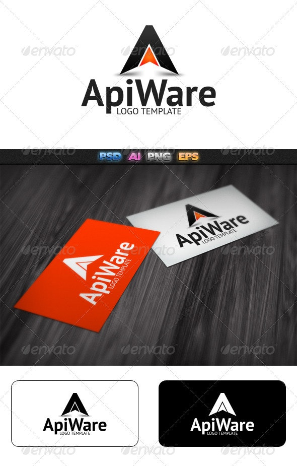ApiWare Services Logo - Symbols Logo Templates