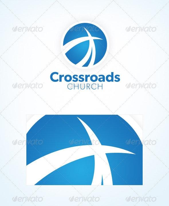 Modern Church Logo - Symbols Logo Templates