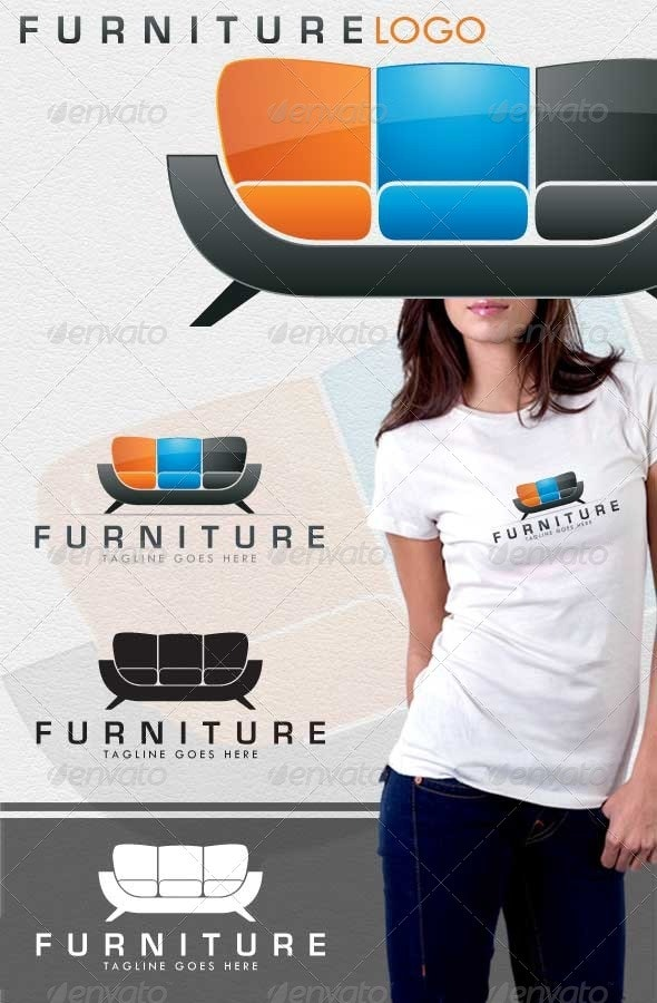 Furniture Company - Company Logo Templates