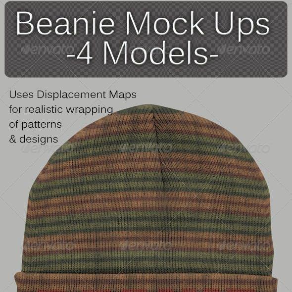Beanie Mock Ups
