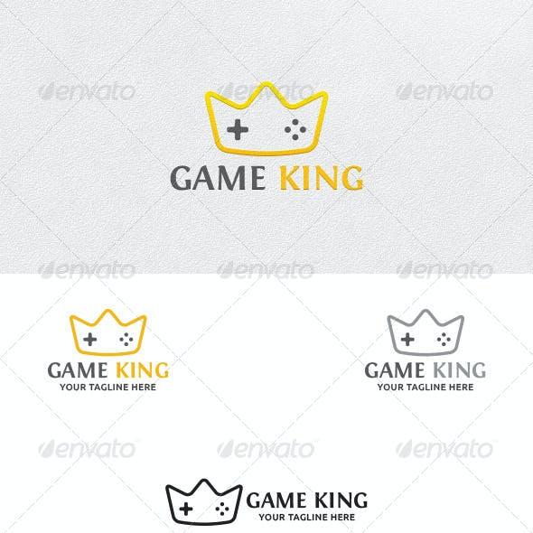 Game King - Logo Template