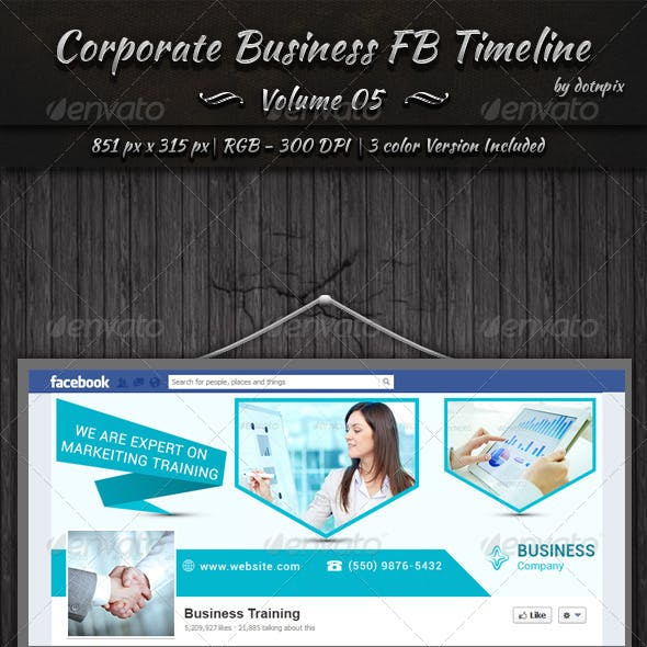 Corporate Business FB Timeline   Volume 5