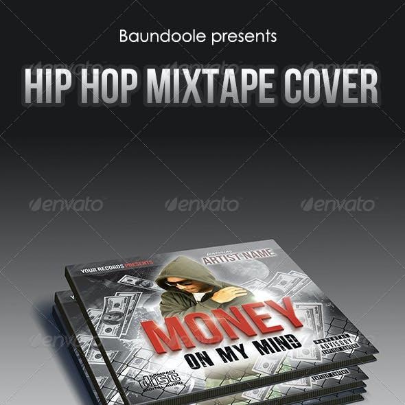 Hip Hop Mixtape Cover Template