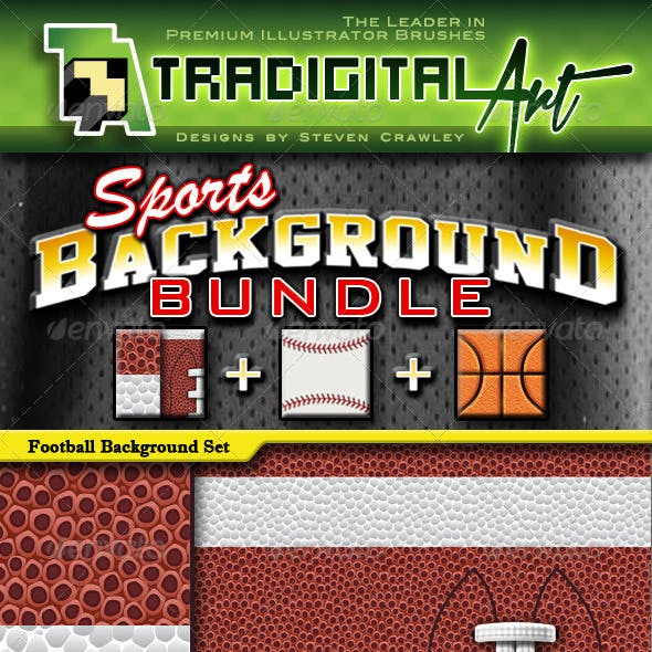 Sports Background Bundle